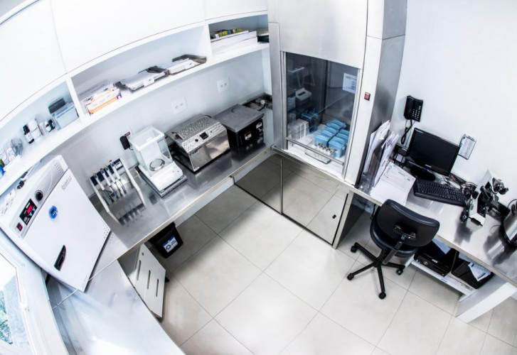Área Técnica - Imuno-Histoquímica - Foto 0